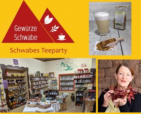 Schwabes Teeparty